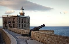 Faro de Melilla-Spain