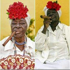 """العجوز الكوبية بايلا خيسوس """"63 عاماً"""" تلقب في كوبا المرأة الوحش حيث أنها تزوجت 13 مرة😅 وكلهم فقدوا أو ماتوا قبل أتمامهم سنة م… Band, Sash, Bands"""