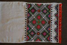 Handmade Ukrainian Traditional Embroidered RUSHNYK (Towel) For Wedding Ceremony Or Home Decoration/Rushnik/Ukrainian Towel by aCrossUkraine on Etsy