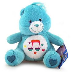 Cuddle up with this adorable 7 inch Care Bears plush doll. Collect them all! Care Bears Stuffed Animals, Dinosaur Stuffed Animal, Care Bear Birthday, Care Bears Plush, Gift Finder, Plush Dolls, Plushies, Cuddling, Photo Gifts