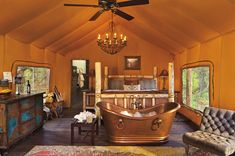 No need to pitch a tent at these glamping resorts! Glamping—glamorous camping—lets your family combine the luxuries of a furnished cabin or tent with the fun traditions of camping. Stay at one of these luxury glamping resorts for families. Luxury Glamping, Go Glamping, Luxury Tents, Tent Camping, Camping Hacks, Glam Camping, Luxury Cabin, Camping Spots, Camping Outdoors
