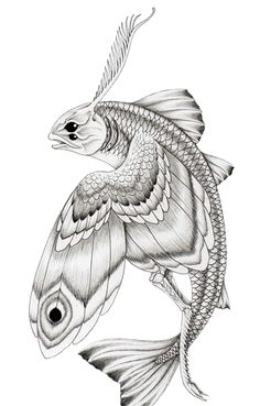 Illustration Of A Mythical Creature Stock Illustration - Image ...