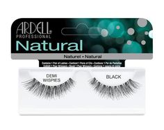 812acf09be0 Ardell Invisiband Demi Wispies look so real, everyone will think you were  born with luscious. Eyelashes Unlimited