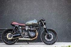 Triumph Bonneville 2012 By Purebreed Cycles