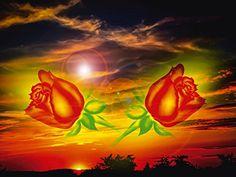 Premium Glasbilder Artland Glas Bild günstig Landschaften Blumen Walter Zettl: Geheimnissvolle Welt Größe: 60 x 80 cm Riesenauswahl in unsrem Händlershop! Artland http://www.amazon.de/dp/B00TGS66C8/ref=cm_sw_r_pi_dp_iJABvb08VV7TX
