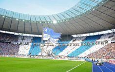 @Hertha Berlin fans #9ine