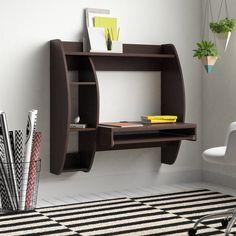 Wall Mounted Desk, Wall Desk, Floating Desk, Floating Nightstand, Floating Cabinets, Unique Shelves, Solid Wood Desk, Big Desk, Desk Storage