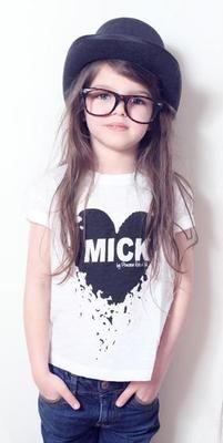 Mi hija sera asi ♥