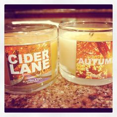 Somebody please get me the rest of the Fall 2012 collection from Bath and Body Works? Please?