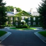 asphalt with white brick edging Bedford House, Brick Edging, West Jordan, Coach House, Driveways, The Great Outdoors, Container Gardening, Utah, Beautiful Homes