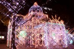 Hiroshima Dreamination Winter Festival of Lights, Japan Visit Hiroshima