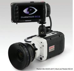 Phantom Miro M320S shoots at up to 1540 frames per second!