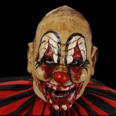 Cut-Up the Clown Mask