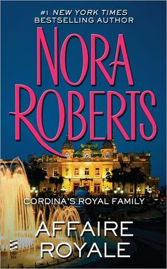 Affaire Royale (Cordina's Royal Family Series #1)