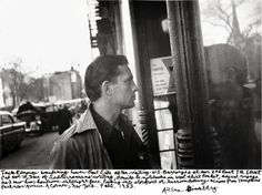 Jack Kerouac on the road, outside the canon, and in his own head.