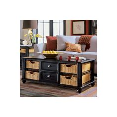 Found it at Wayfair - Baileyville Coffee Table