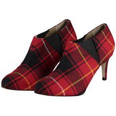 The Kate Coat in Tartan | ScotlandShop