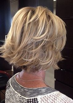 63 Flattering Bob Hairstyles on Older Women - Hairstyles Trends Haircut For Older Women, Bob Haircuts For Women, Short Bob Haircuts, Short Hairstyles For Women, Modern Haircuts, Sassy Haircuts, Modern Hairstyles, Old Lady Haircuts, Haircuts For Over 50