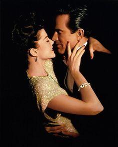 Warren Beatty & Annette Bening