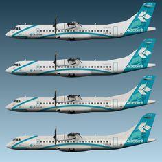 Air Dolomiti ATR 72-500
