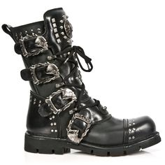 New Rock Boot & Shoe Styles from Spain.