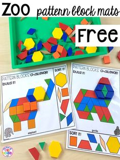 Zoo Centers and Activities (Freebies too)