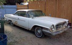 Banker's Hot Rod: 1962 Chrysler 300 - http://barnfinds.com/bankers-hot-rod-1962-chrysler-300/