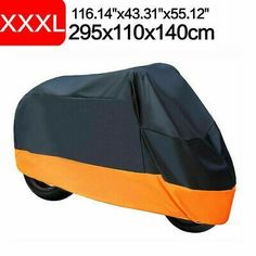 (Advertisement eBay) XXXL Orange Motorcycle Cover For Harley Davidson Road Glide King Ultra Limited S #harleydavidsonroadglidecustom #harleydavidsonroadglide2017 #harleydavidsonroadglidebaggers #harleydavidsonroadglidespecial #harleydavidsonroadglideblack #harleydavidsonroadglide2018 Harley Davidson Images, Black Harley Davidson, Harley Davidson Street Glide, Harley Davidson Bikes, Motorbike Cover, Softail Bobber, Road Glide Special, Road King Classic, Motorcycle Manufacturers