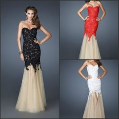 custom made black strapless  lace wedding dress wedding gowns cheap wedding dress custom any color and size