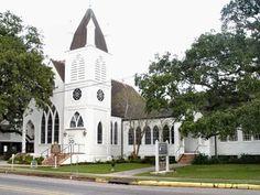 St. Matthew's Episcopal Church...my church home.