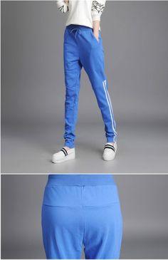 Nhập hàng Quần thể thao nữ lưng thun hai sọc giá tốt Xem thêm tại http://dathangtaobao.vn/quan-the-thao-nu-lung-thun-hai-soc/