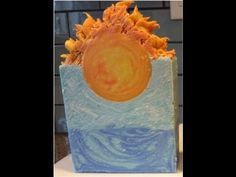 """Making and cutting """"Apollo"""" soap (A Greek myth themed soap) - YouTube"""