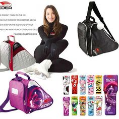 Figure Skating Store, Ice Skaters, Ice Dance, Teenager Outfits, Skates, Italian Style, Sling Backpack, Range, Touch