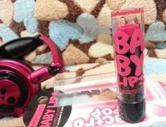 Maybelline Baby Lips Electro Pop Pink Shock Lip Balm: Review and Swatches