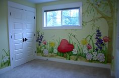 childrens murals - Bing Images