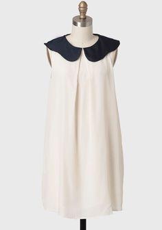 Molly Collared Shift Dress at ShopRuche.com