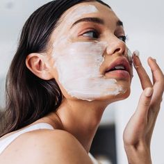 Do you struggle with stubborn acne? Whether you've had acne for years, or you're just dealing with those annoying hormonal breakouts, our mask works to kill acne-causing bacteria before it starts. Say goodbye to acne today with our acne-stop facial mask! Acne Face Mask, Best Face Mask, Face Skin, Face Mask Skin Care, Skin Mask, Best Moisturizing Face Mask, How To Get Rid Of Pimples, Exfoliant, Facial Care