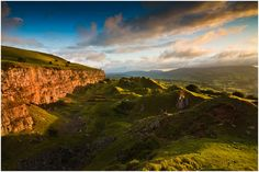 Llangattock, Brecon Beacons National Park in the south of Powys in south Wales