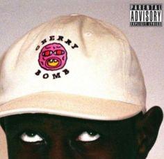 Tyler, the Creator's new album CHERRY BOMB APRIL 13, 2015