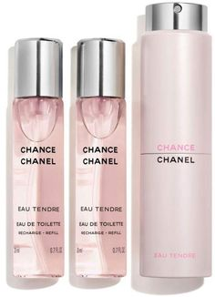 Shop a great selection of Chance Eau Tendre Eau Toilette Twist And Spray 3 x Fl oz. Find new offer and Similar products for Chance Eau Tendre Eau Toilette Twist And Spray 3 x Fl oz. Perfume Glamour, Perfume Hermes, Perfume Versace, Perfume Diesel, Best Perfume, Chanel N 5, Body Butter, Hair And Beauty, Body Spray