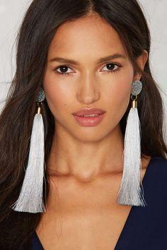Suzywan Deluxe Rockaway Tassel Earrings - Accessories | Earrings