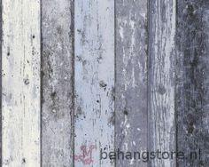 "Union Rustic Penwell Wood 33 'L x 21 ""W Tapetenrolle Farbe: Grau - Cardboard DIY - Tapete Wood Effect Wallpaper, Power Wallpaper, Brick Wallpaper, Wallpaper Roll, Diy Tapete, Beadboard Wainscoting, Estilo Tropical, Bamboo Design, Into The Woods"