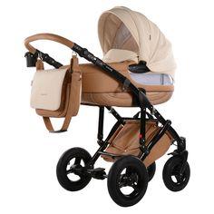 Sportime Wood Art - Kinderwagen Schwenkräder - Kinderwagen - Knorr Kinderwagen und Spielwaren von Knorr-Baby