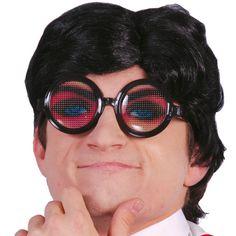 Gafas plástico Ojos Gigantes