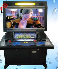 Classic arcade machines http://www.gameex.com