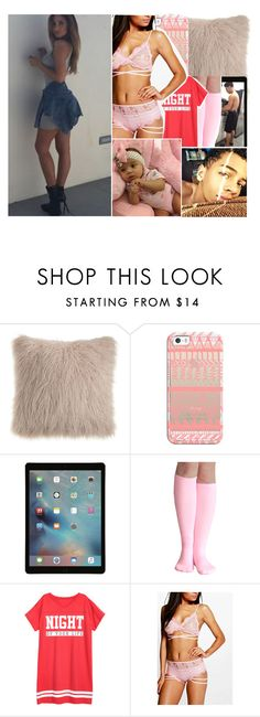 """""""☆ It's 12 : 54 in the morning ."""" by s-urfboard ❤ liked on Polyvore featuring Casetify, Boohoo and OhSoWonderfulAriyani"""