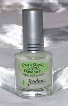 Nail Care Jordana Extra Garlic Nail Growth Treatment Stimulate Healthy Strong Base Coat -- Read more at the image link. Nail Growth Treatment, America Nails, Nail Designs Pictures, How To Grow Nails, Nail Games, Nail Supply, Healthy Nails, Super Nails, Nails Inc