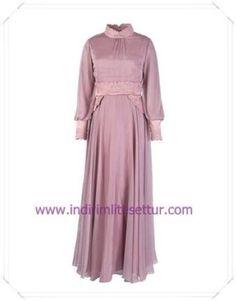 kayra pudra pembesi abiye elbise