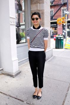 #stripes #streetstyle #fashion