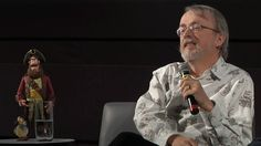 PETER LORD | Master Class | TIFF Kids Industry 2012